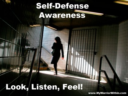 Self Defense Awareness, pt I