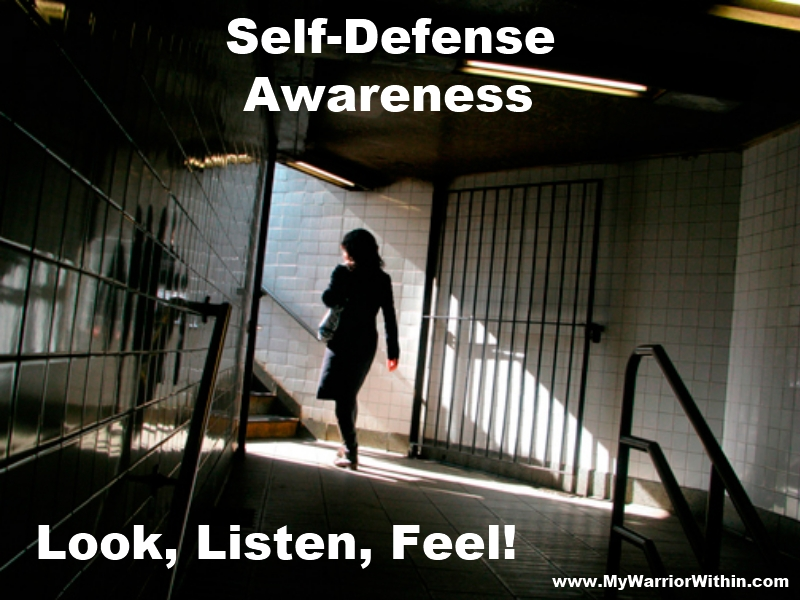 Self-defense-awareness-woman