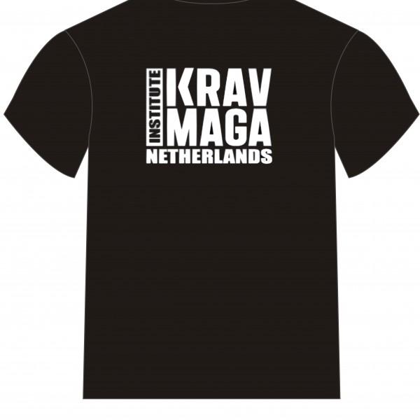 IKMN Krav Maga Uniform T-shirt 2