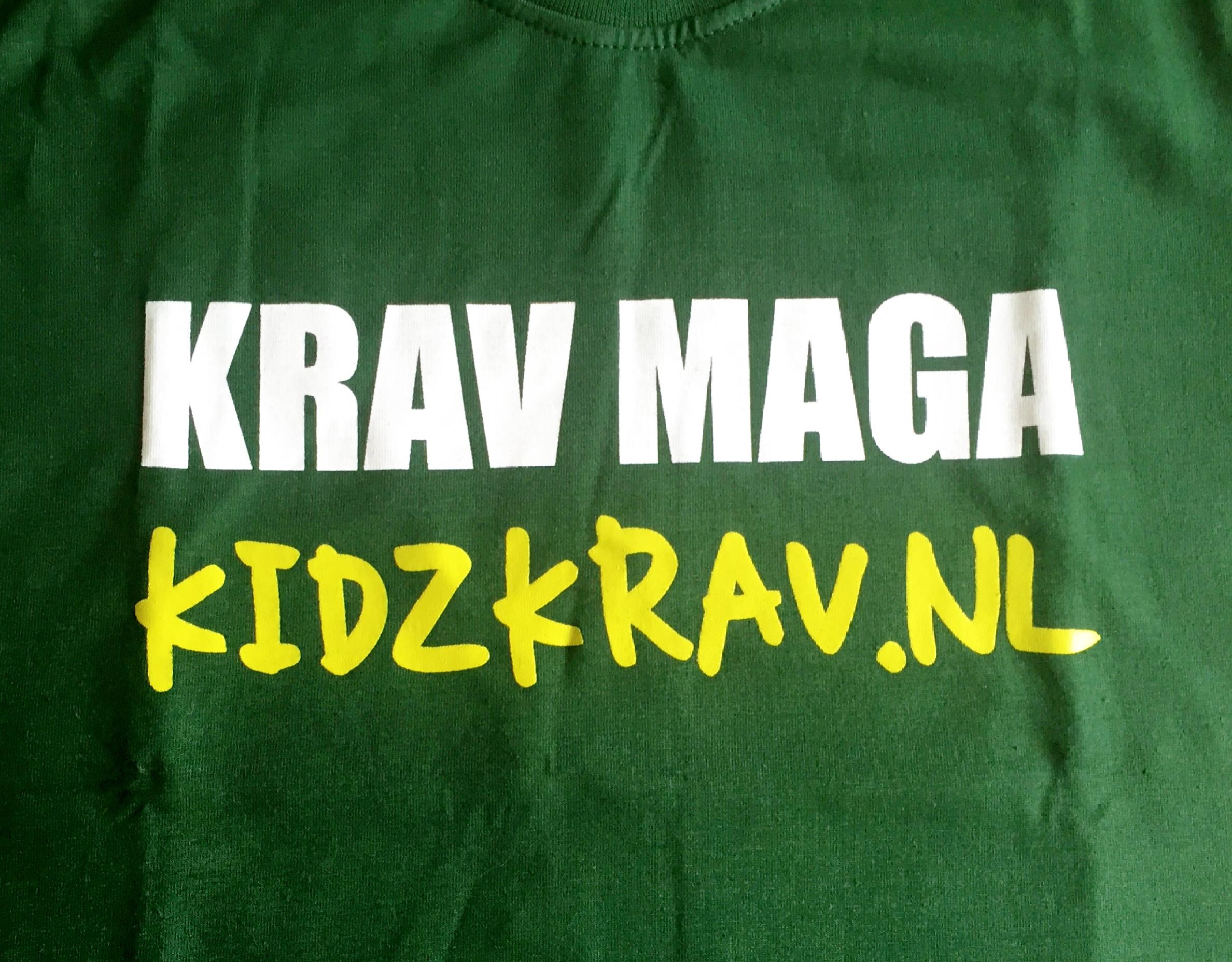Kidz Krav T-shirt 10