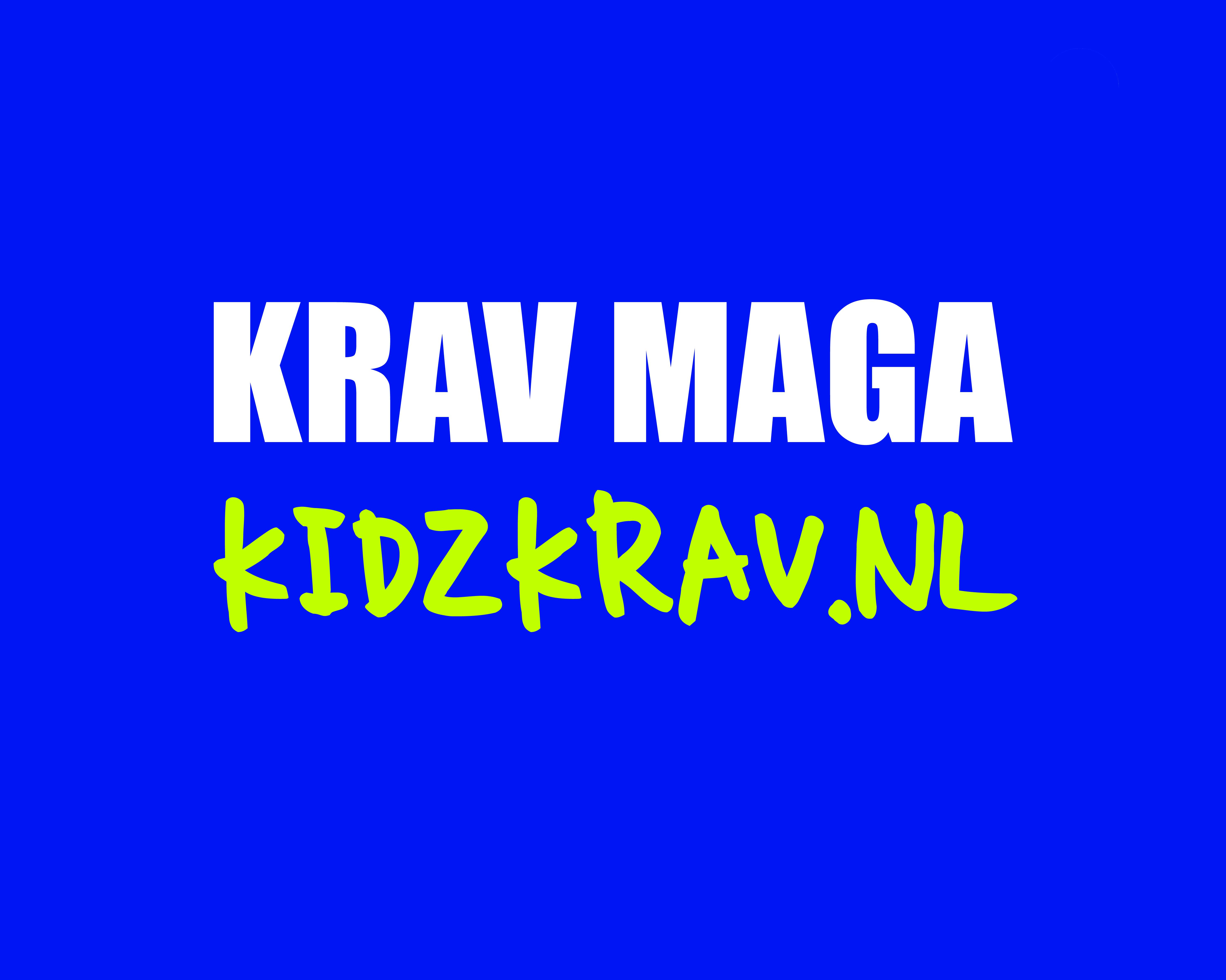 Kidz Krav T-shirt 1