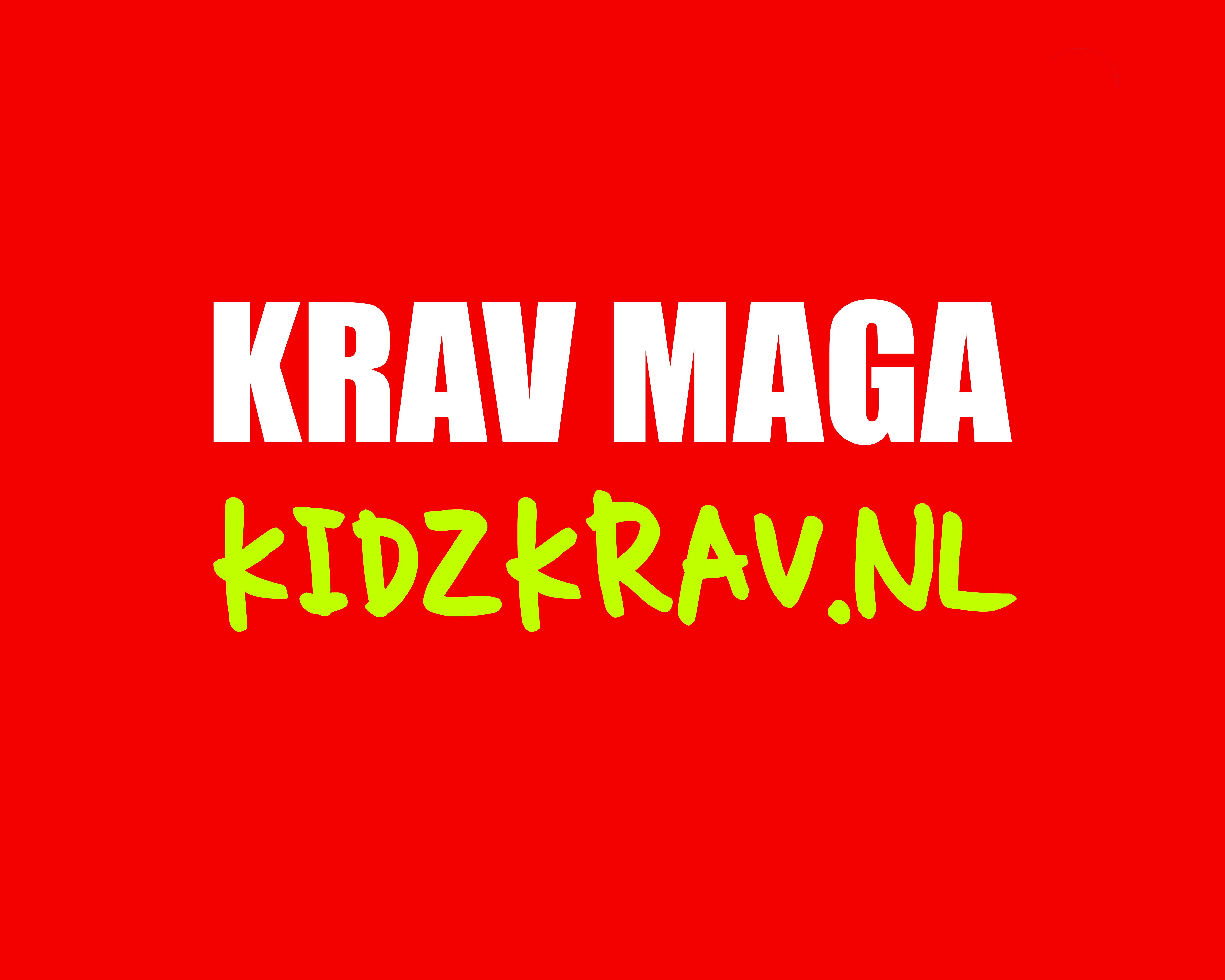Kidz Krav T-shirt 7