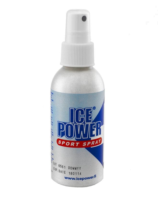 Ice Power Sportspray